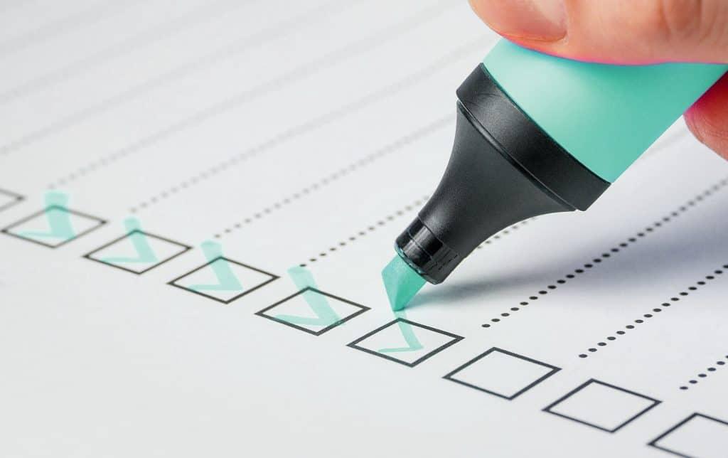 Personalvermittlung Checkliste